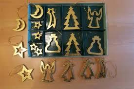 Alte Holzfiguren Weihnachtsschmuck Baumschmuck Christbaumschmuck