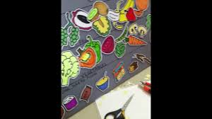 Food Pyramid Project Food Pyramid School Project Youtube