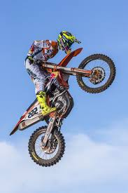 Tony Cairoli Performs During The Red Bull Ktm Factory
