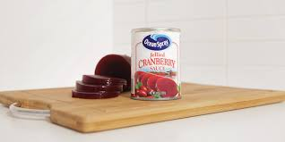 Made with the same unique cranberry goodness as ocean spray juice cocktail. How Ocean Spray S Canned Cranberry Sauce Found Its Way Onto So Many Holiday Tables