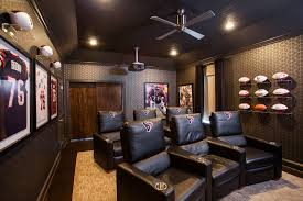 man cave sports decor