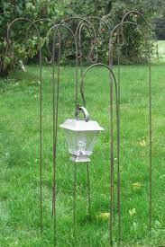 10 shepherd s hook crook garden bird