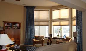 Living Room Window Designs Interior Design Double Rod Curtain Rods Interior Ideas Curtain