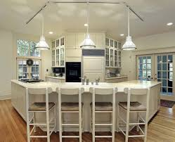 kitchen lighting pendant ideas. Kitchen : Soft Brown Furnished Flooring Symmetrical Wall Mounted Cabinets Wooden Led Lighting Pendant Ideas N