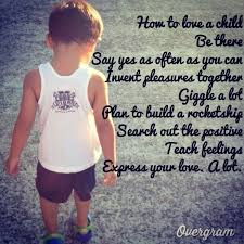 Children Love Quotes Impressive Quotes About Loving Your Children Quotes About Love