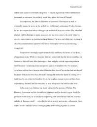 beowulf compared to modern day heroes essay beowulf compared to modern day heroes video lesson