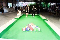 life size pool table foot pool pool ball snook ball football pool manufactured in