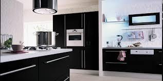Cuisine Moderne Noir Et Blanc Cuisine Moderne Noire Et Blanche