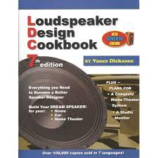Speaker Design Book Pdf