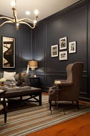 wing backed easy chair | Farm | Pinterest | Dark colors, Moldings and Walls
