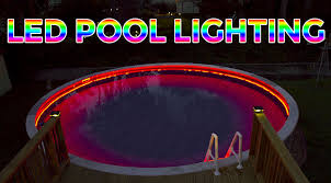 How to Install Ground LED Pool Lights superbrightleds