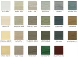 Hardie Color Chart In 2019 Fiber Cement Siding Hardie