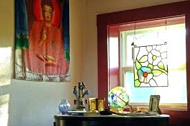 stained glass window decoration hanging glass window decorations stained hangings also decorative window stained glass