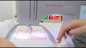 Stitching Machine Design Singer Superb Em200 Owners Class Selecting Stitching