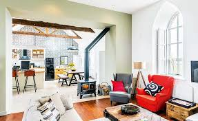 Paint An Open Concept Kitchen And Living Room U2014 Office And BedroomKitchen And Living Room Open Plan