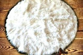 faux fur area rugs white faux fur area rug excellent classic round sheepskin faux fur area faux fur area rugs
