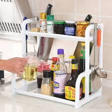 special offer shelf 2 floor storage rack kitchen