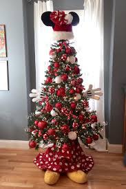 Disney Minnie Mouse Christmas Tree