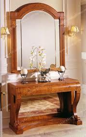 italian design entryway console table