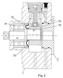 Patent ep0991863b1 radial piston pump patents drawing honda shadow