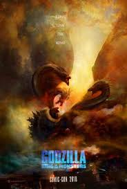 zilla king of the monsters artwork by christopher shy
