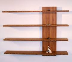How to build homemade wooden floating shelves?