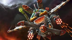 gyrocopter dota 2 calibrated gaming blog