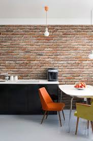 Faux Exposed Brick 8 Best Bricks Images On Pinterest Bricks Cafes And Exposed