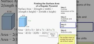 How to Find the surface area of a rectangular prism quickly Â« Math ...