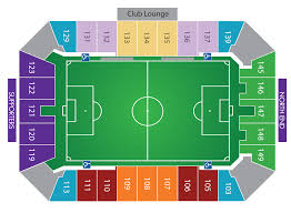 Lane Stadium Seating Chart Disclosed Camping World Seating Chart With Rows West Point