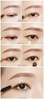 korean natural eyebrow tutorial by liah yoo korean makeup