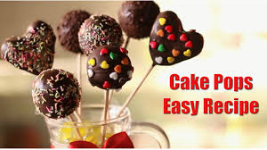 Easy Cake Pops Super Easy Recipe Kids Dessert Recipe Kanaks
