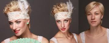 Diy Vytvořte Si Svatební účes Z Krátkých Vlasů Podle Našeho Návodu