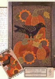 Best 25+ Primitive quilts ideas on Pinterest | Quilting, Country ... & Primitive Quilting Pattern Pumpkins In The by PrimitiveQuilting, $9.00 Adamdwight.com