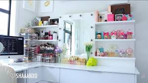 shaaanxo beauty collection makeup storage unit hair and makeup ideas makeup storage makeup storage unitakeup