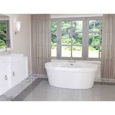 mirolin mirolin cf2006 cari 60 x 32 freestanding tub