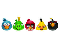 Amazon.com: Angry Birds ANB0120 Game (5-Pack), Various: Toys & Games