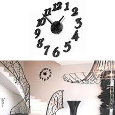 Diy Clock Clock Hub Picture More Detailed Picture About Free Shipping 3d