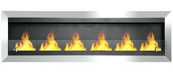 open flame fireplace fireplace contemporary open hearth wall mounted open flame gas fireplace