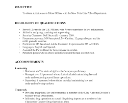 oceanfronthomesfor us fascinating sample resume format custom oceanfronthomesfor us glamorous security police officer resume s officer lewesmr delectable sample resume military police resume