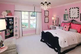 Pink And Black Wallpaper For Bedroom Pink And Black Teenage Girl Bedroom Design Ideas Kidsroomix