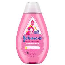 <b>Детский шампунь</b> Johnson's «Блестящие локоны», 300 мл ...