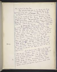 it s important to listen to imaginary voices just ask virginia woolf mrs dalloway manuscript acirccopy british library board add ms 51045