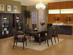 Contemporary Dining Room Sets For Beloved Family Traba Homes - Formal dining room set