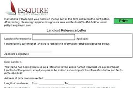 Rental References Form Lease Termination Form Example Thumbnail Previous Landlord Reference