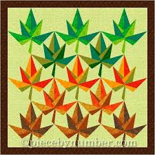 Maple Leaf Quilt Pattern one quilt block so many possibilities day ... & ... blocks · Maple Leaf Quilt Pattern lovely leaf quilt patterns for spring  ... Adamdwight.com