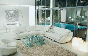 White Leather Living Room Furniture Design White Leather Sofa Living Room Ideas White Leather
