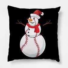 summer baseball snowman party