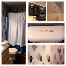 alice in wonderland themed bathroom