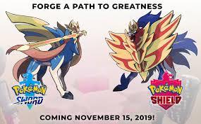 Pokémon Sword and Shield hit Nintendo Switch on November 15